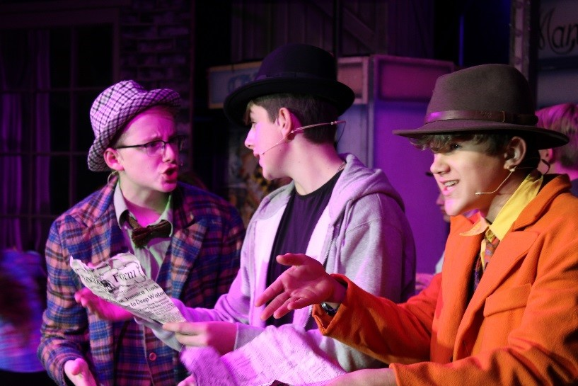 Guys and Dolls – A Spectacular Show! – Wyvern College